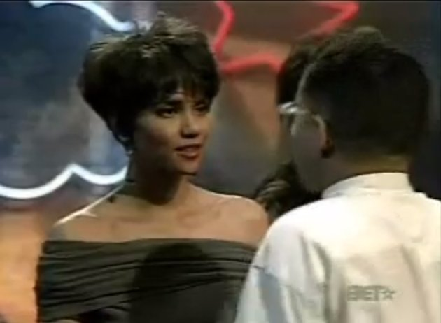 """Before she won an Oscar, Berry appeared in a Season 4 episode of """"A Different World"""" as Jaclyn, Ron's (Darryl M. Bell) unknow"""