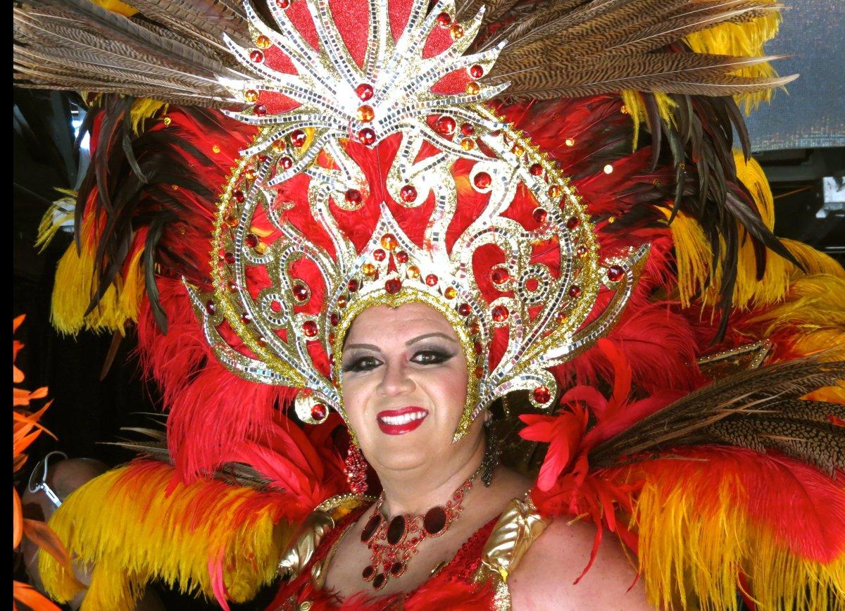Carnival!  <em>Photo credit: Peter Verbrugghe</em>