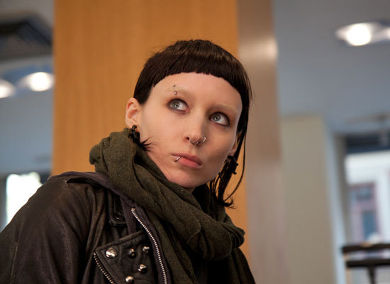 <strong>Budget: $90 million. Box Office: $232 million.</strong>  Rooney Mara's portrayal of rebellious computer hacker Lisbet