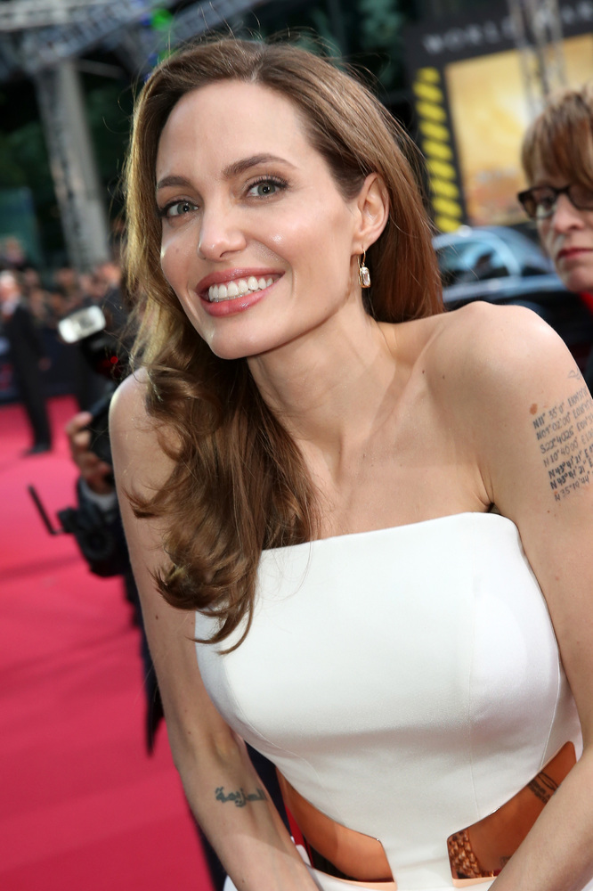 "In May 2013, Jolie opened up about her choice to have a <a href=""http://www.huffingtonpost.com/2013/05/14/angelina-jolie-doub"