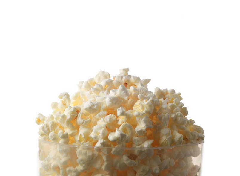 Typical movie theater fare involves overly buttered popcorn, mass-produced candy and very large sodas. There's a reason those