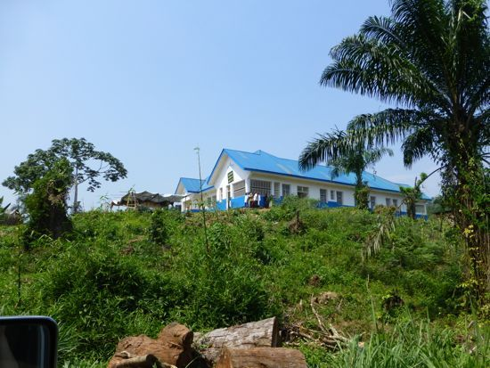 The Chambucha Rape and Crisis Center, built by JWW in partnership with International Medical Corps