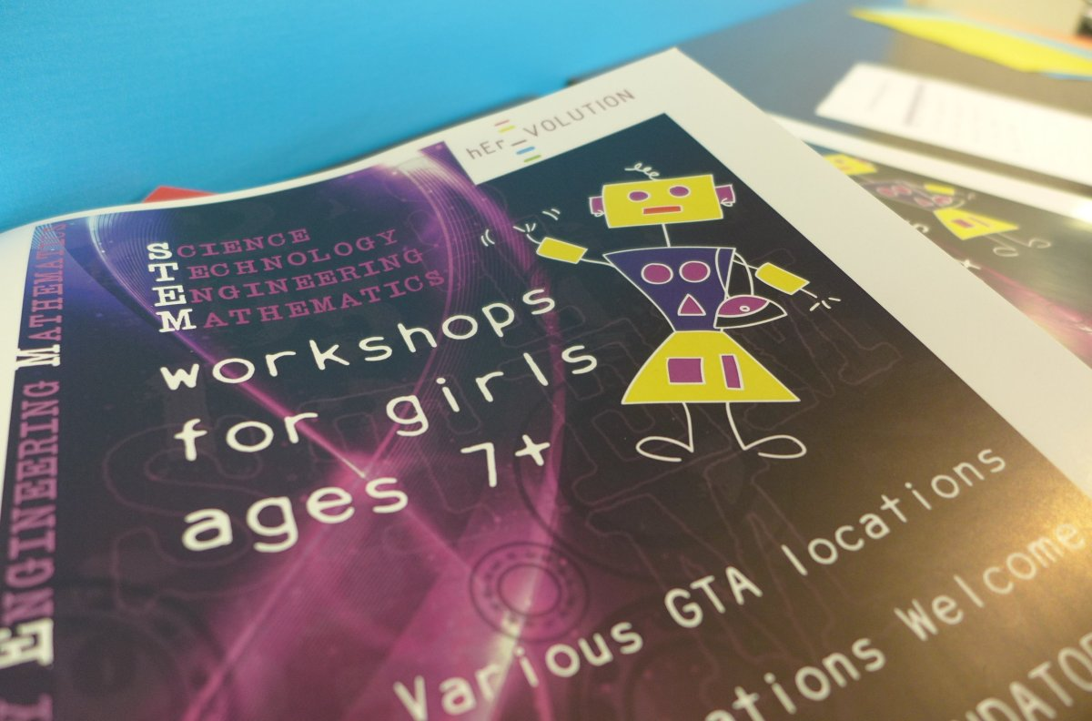 STEM workshops are the best way to get interested in STEM