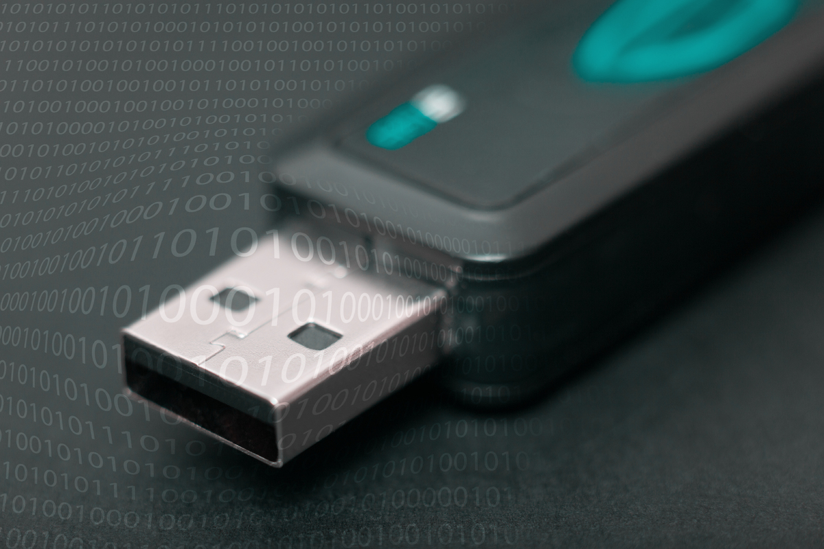 A device that solves the age-old problem of leaving one's homework at home, a flash drive is a great way to carry your files