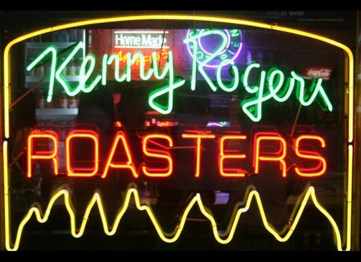 If you best remember Kenny Rogers Roasters from a classic Seinfeld episode, you're not alone. This chain, which the singer la