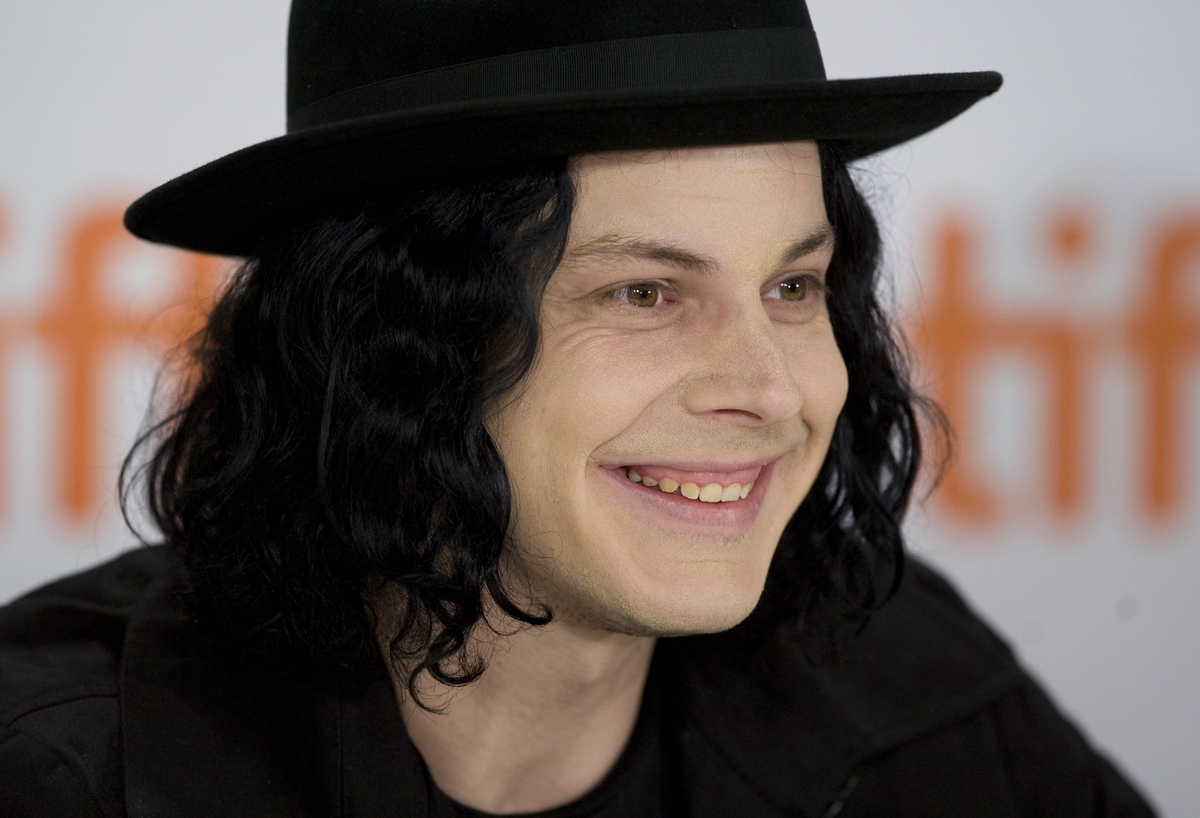 FILE - This Sept. 18, 2009 file photo shows musician Jack White taking part in a news conference in Toronto. The operators of