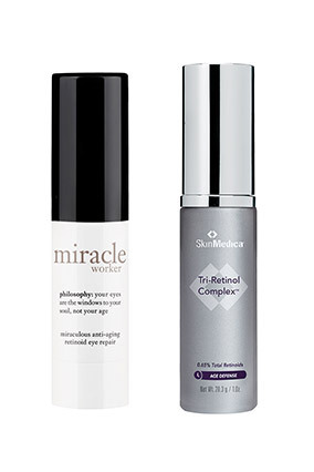 <strong>Star power: </strong>We found several thousand published studies on the skin-saving effects of these vitamin A deriva