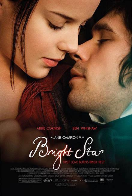 """Based on the love poem """"Bright Star"""" by John Keats, written for his smitten kitten Fanny Brawne."""
