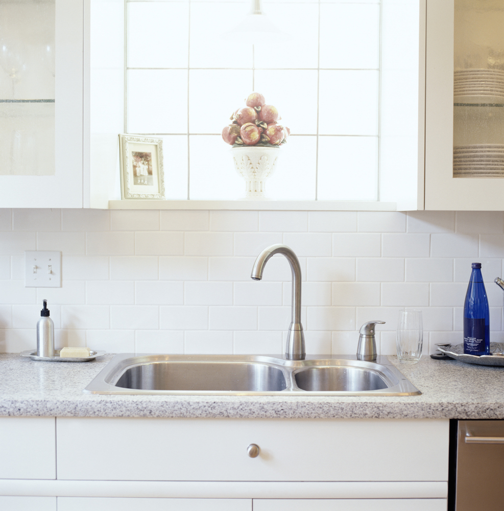 Whether they're in your bathroom or kitchen, those little cabinets under your faucet can be a cleaning-solution hideaway: pro