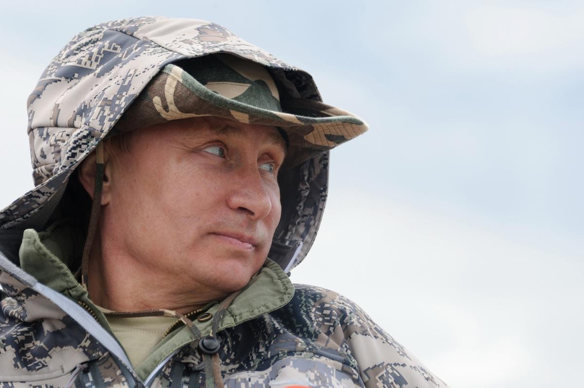 Putin Vs Obama On Vacation