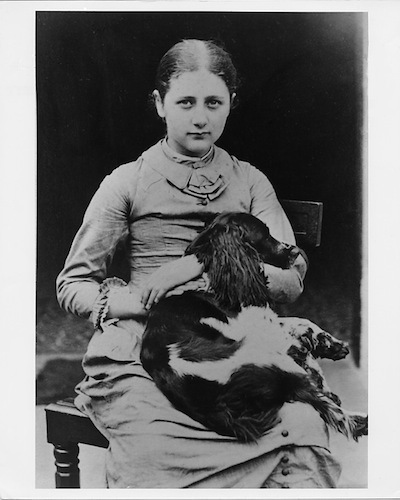 """""""I never have cared tuppence … for the modern child; they are pampered & spoilt with too many toys & books."""" – Beatrix Potter"""