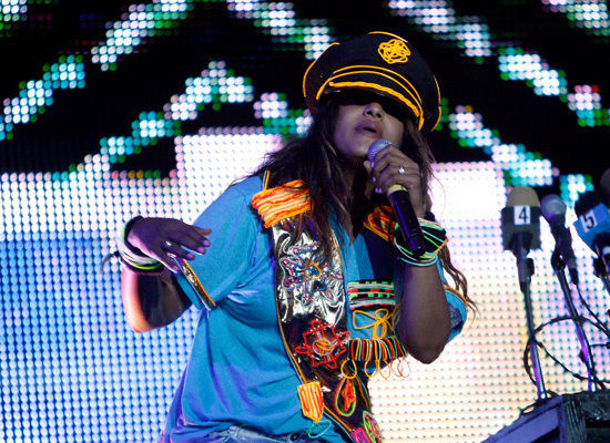 M.I.A (Ms. Arulpragasam): Grammy winning rapper/musician M.I.A, first left Sri Lanka as a refugee from an ongoing civil war,