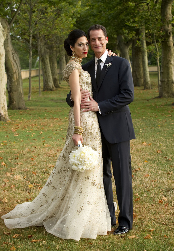 Fifty-one percent of Republicans polled said Abedin should file for divorce, compared to the 29 percent of Democrats.