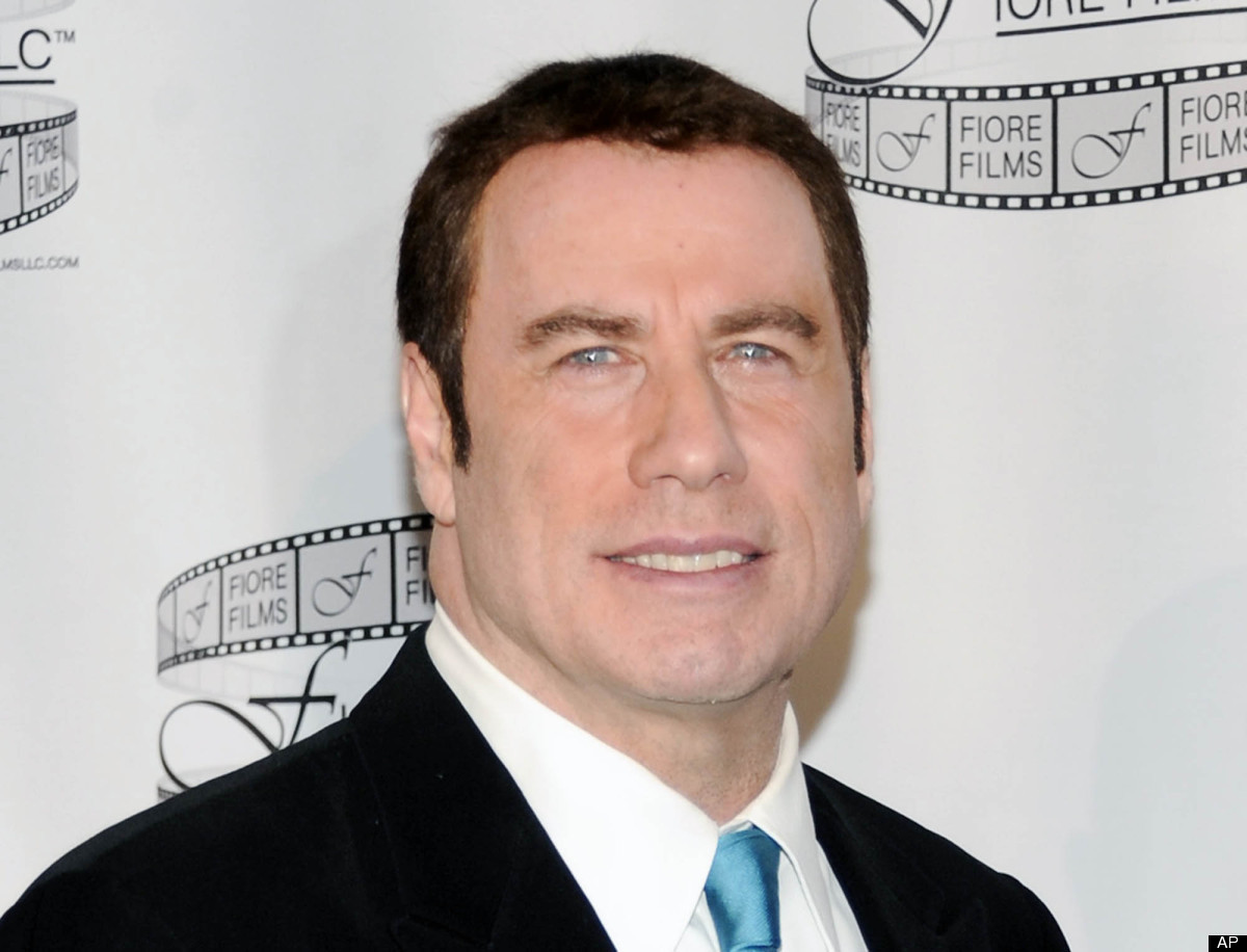 According to the church's own website, famed actor John Travolta became a Scientologist in 1975, after he was given L. Ron Hu