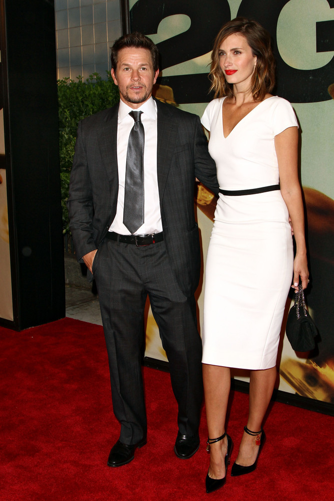 "Another leading man with a stature shorter than we expected! Mark Wahlberg is just 5'8""."