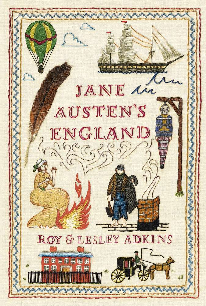 A new release this August, this book explores the England of Austen's day: including medicinal leeches, selling wives in the