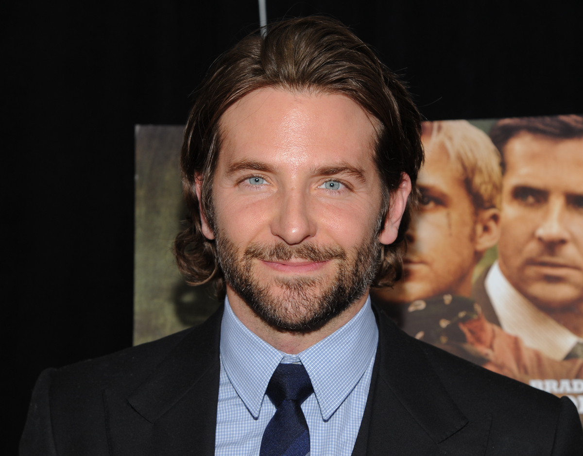 """FILE - in this March 28, 2013 file photo, actor Bradley Cooper attends the premiere of Focus Features' """"The Place Beyond The"""