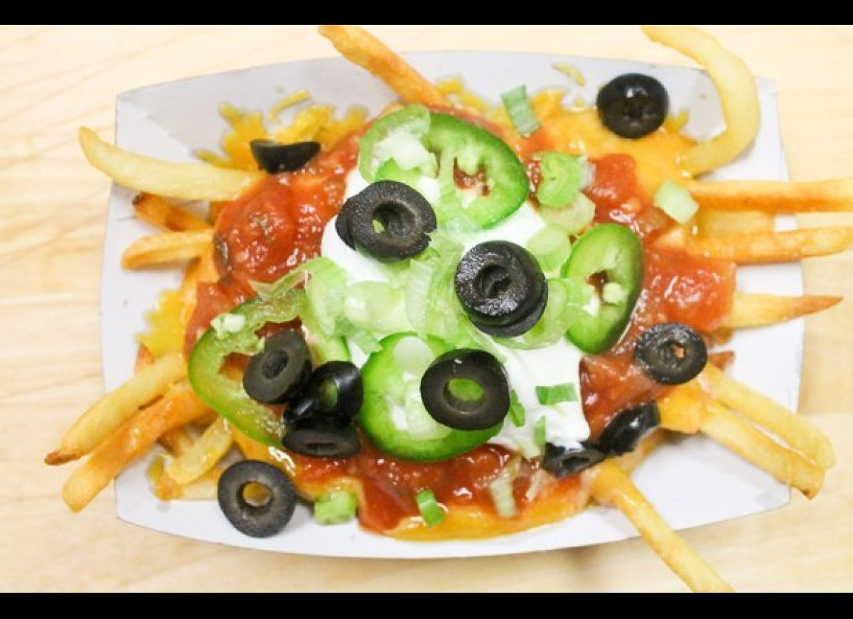 Move aside, tortilla chips, because there's another sheriff in town when it comes to nachos. As you'll see once you try this