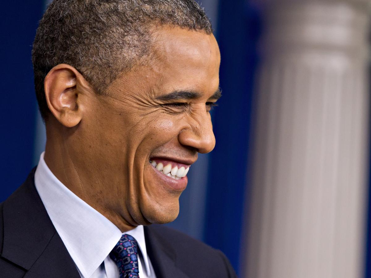 "President Barack Obama has admitted to smoking marijuana and using cocaine <a href=""http://www.nytimes.com/2008/02/09/us/poli"