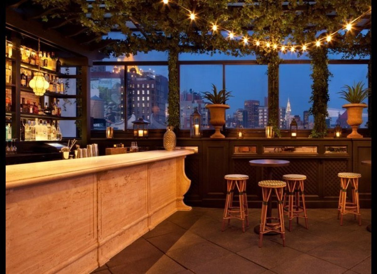 <strong>GRAMERCY TERRACE</strong>