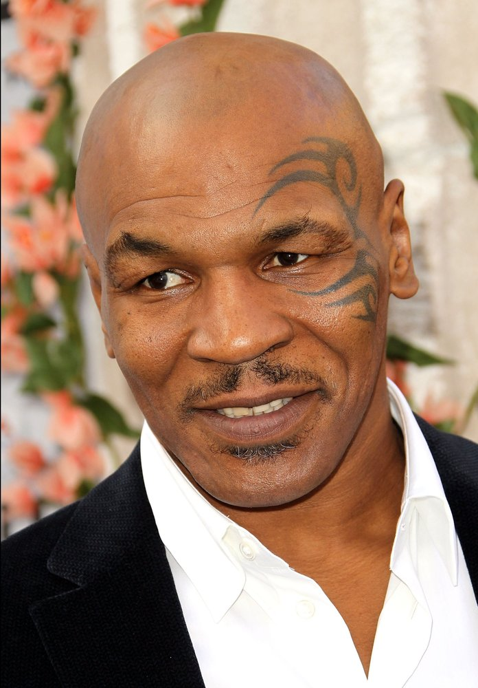 """Boxing champion and vegan Mike Tyson <a href=""""http://www.foxnews.com/on-air/on-the-record/transcript/mike-tyson-039i-live-bor"""
