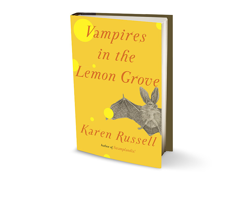 """<strong>""""What Russell does with language is near supernatural.""""</strong><a href=""""http://www.amazon.com/Vampires-Lemon-Grove-K"""