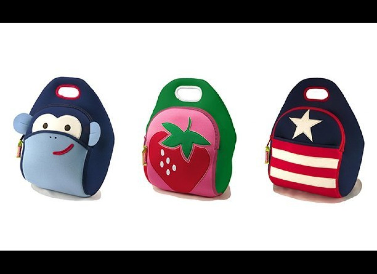 Back to school lunch gear huffpost for Best out of waste ideas for class 3