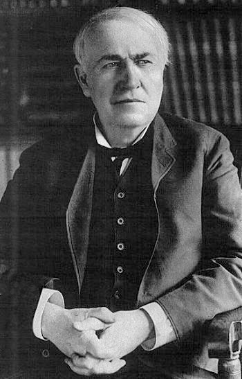 """Thomas Edison is responsible for products like the carbon <a href=""""http://www.businessinsider.com/thomas-edison-inventions-li"""
