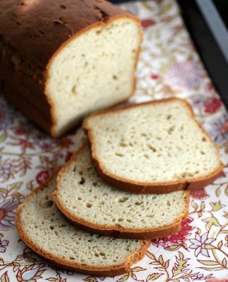 """<strong>Get the <a href=""""http://glutenfreegoddess.blogspot.com/2009/02/delicious-gluten-free-bread.html"""" target=""""_blank"""">Glut"""