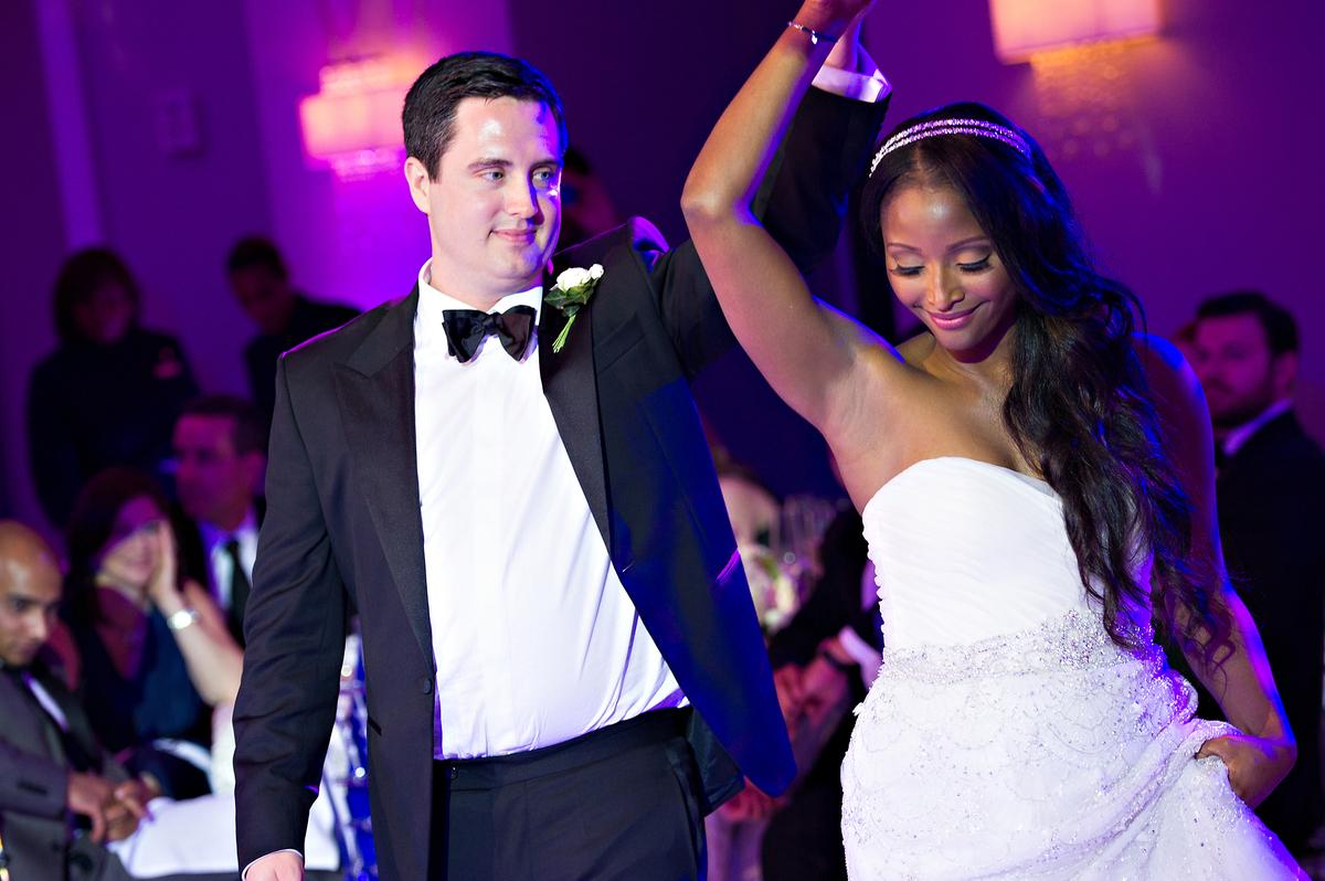 CNN Anchor Isha Sesay Marries Leif Coorlim In Georgia ...