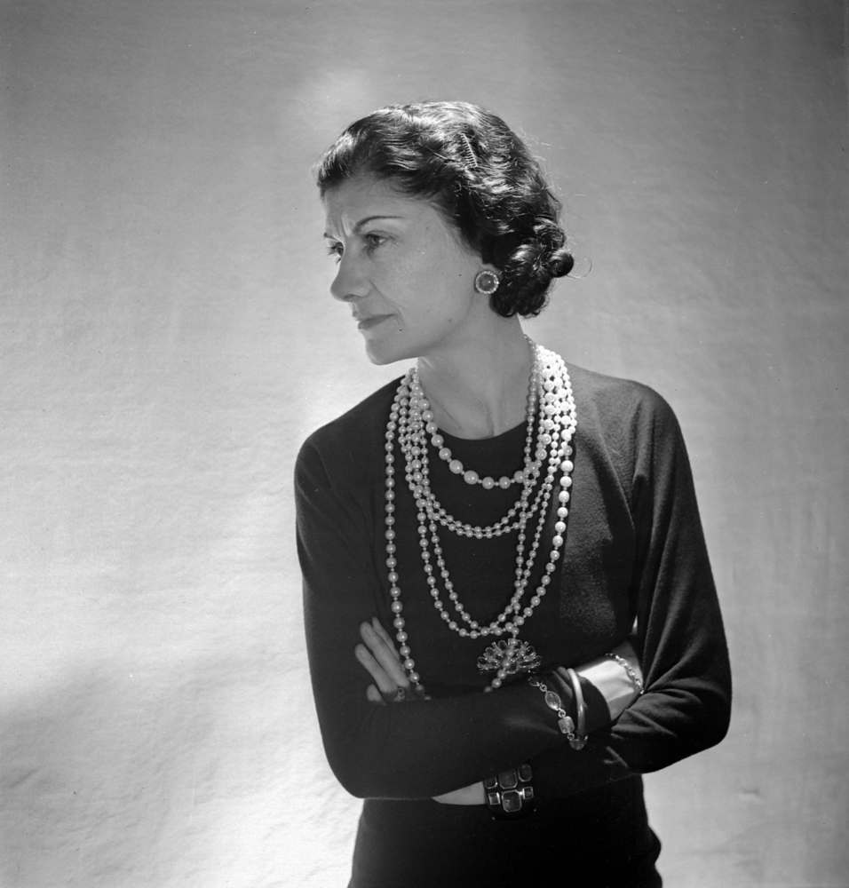 Coco Chanel, French couturier. Paris, 1936. LIP-6958-101.  (Photo by Lipnitzki/Roger Viollet/Getty Images)