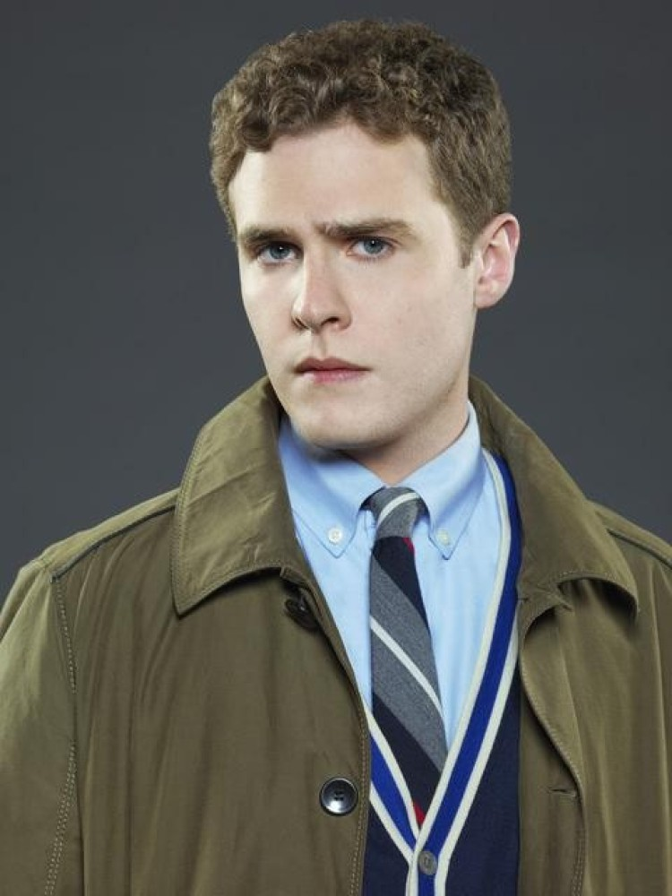 "As Agent Leo Fitz on ""S.H.I.E.L.D.,"" De Caestecker is one half of the team's brain trust, serving as the gadget expert alongs"