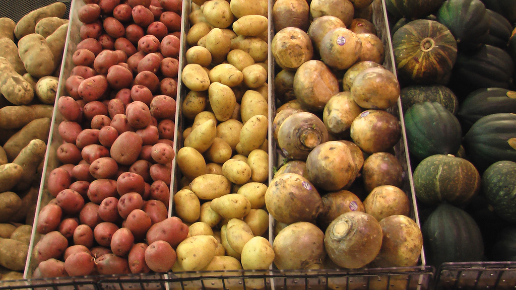 Not all potatoes are created equal. Each potato has a certain task they're good at. And when it comes to potato salads, waxy