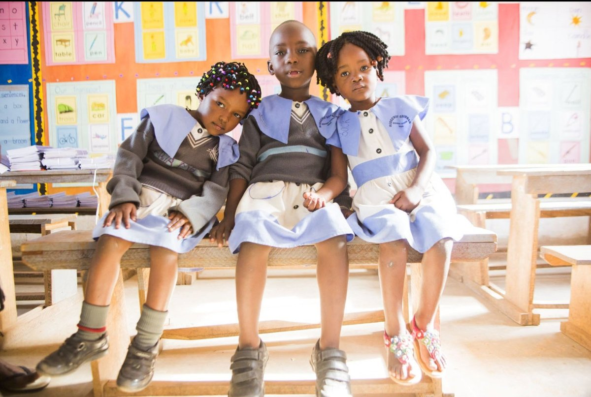 Ridgeway School in Uganda  Credit:  Abby Ross and Opportunity International