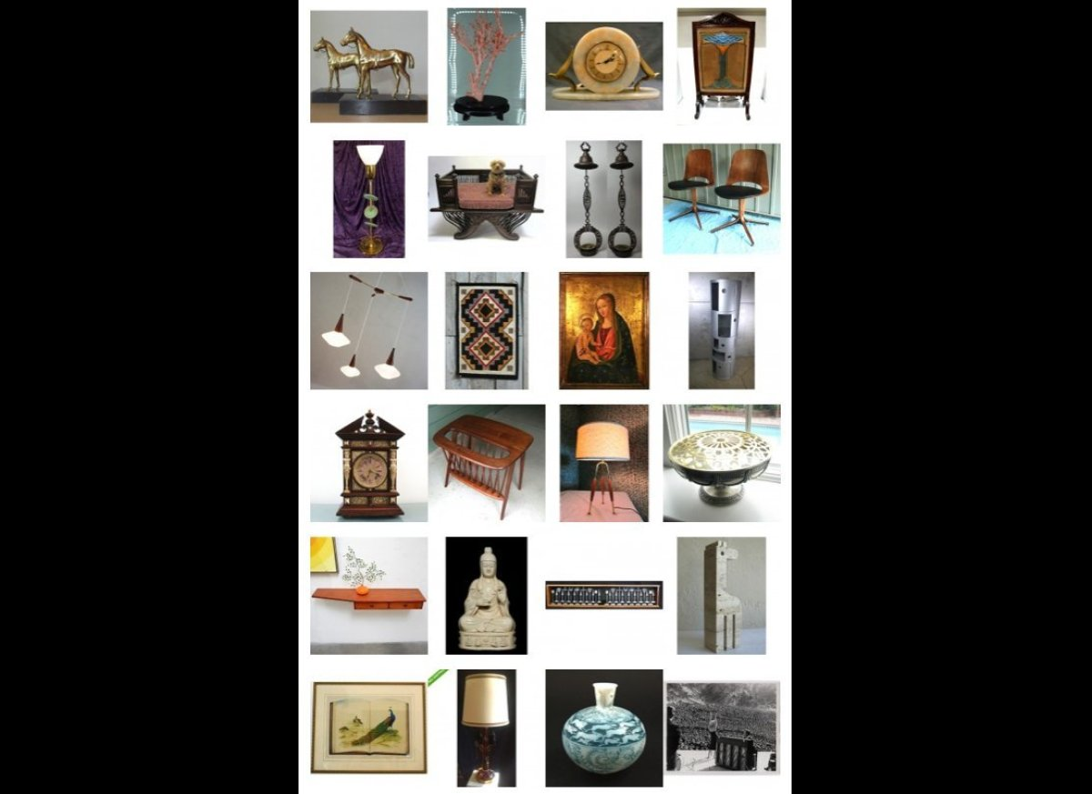 "More information on all this week's finds at <a href=""http://zuburbia.com/blog/2013/08/25/ebay-roundup-of-vintage-home-finds-"