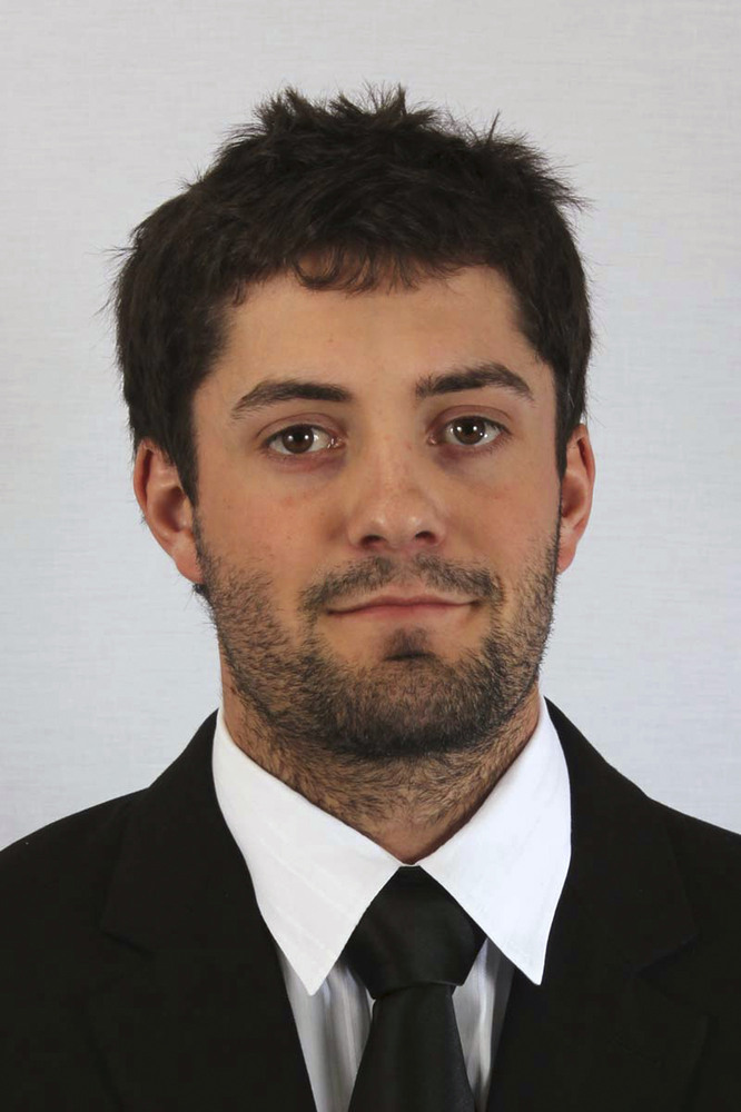 This photo provided by East Central University shows Christopher Lane, an Australian who was on a baseball scholarship at Eas