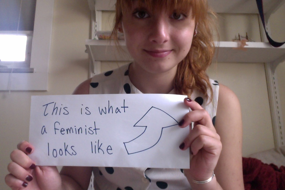 Funny School Meme Tumblr : We are what feminists look like' tumblr launched in response to 'fat