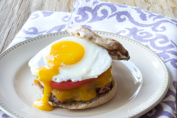 """<strong>Get the <a href=""""http://www.cookthestory.com/2013/08/07/burger-recipe-bacon-in-the-patty/"""" target=""""_blank"""">Bacon and"""