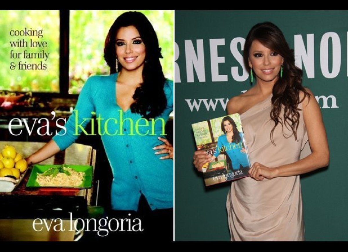 Eva Longoria's interest in food began to flourish as she grew up on a ranch in her hometown of Corpus Christi, Texas. Through
