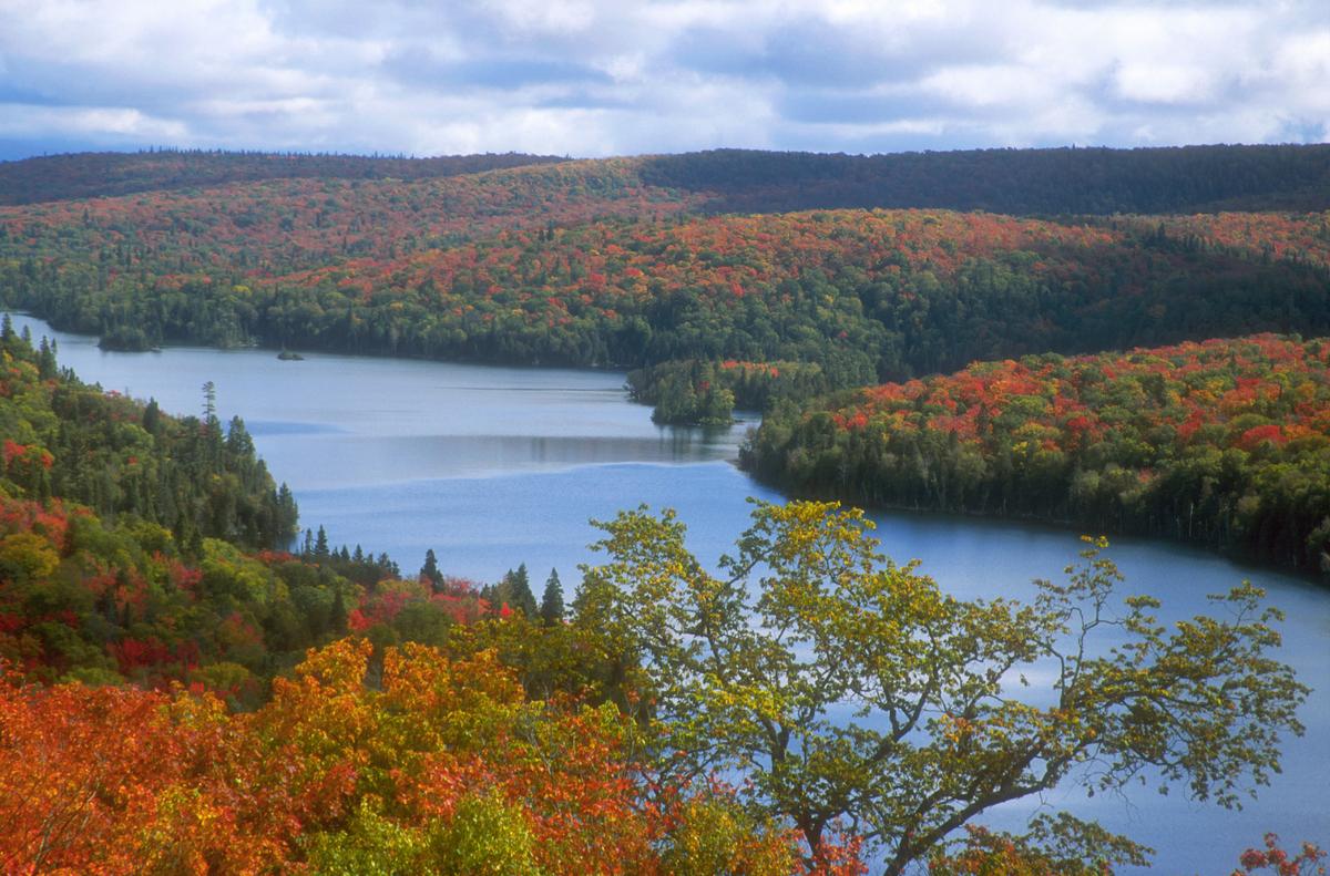 Lake Superior Provincial Park, Wawa, Ontario.