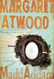 """The final entry in Atwood's brilliant """"MaddAddam"""" trilogy roils with spectacular and furious satire. The novel begins just af"""