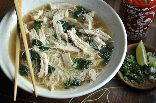 "<strong>Get the <a href=""http://food52.com/recipes/1919-turkey-pho"" target=""_blank"">Turkey Pho Recipe</a> by WinnieAb/Food52<"