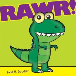 "Dinosaurs are so misunderstood. Just because they're big, doesn't mean they're bad or scary.  If you only knew what ""Rawr"" me"