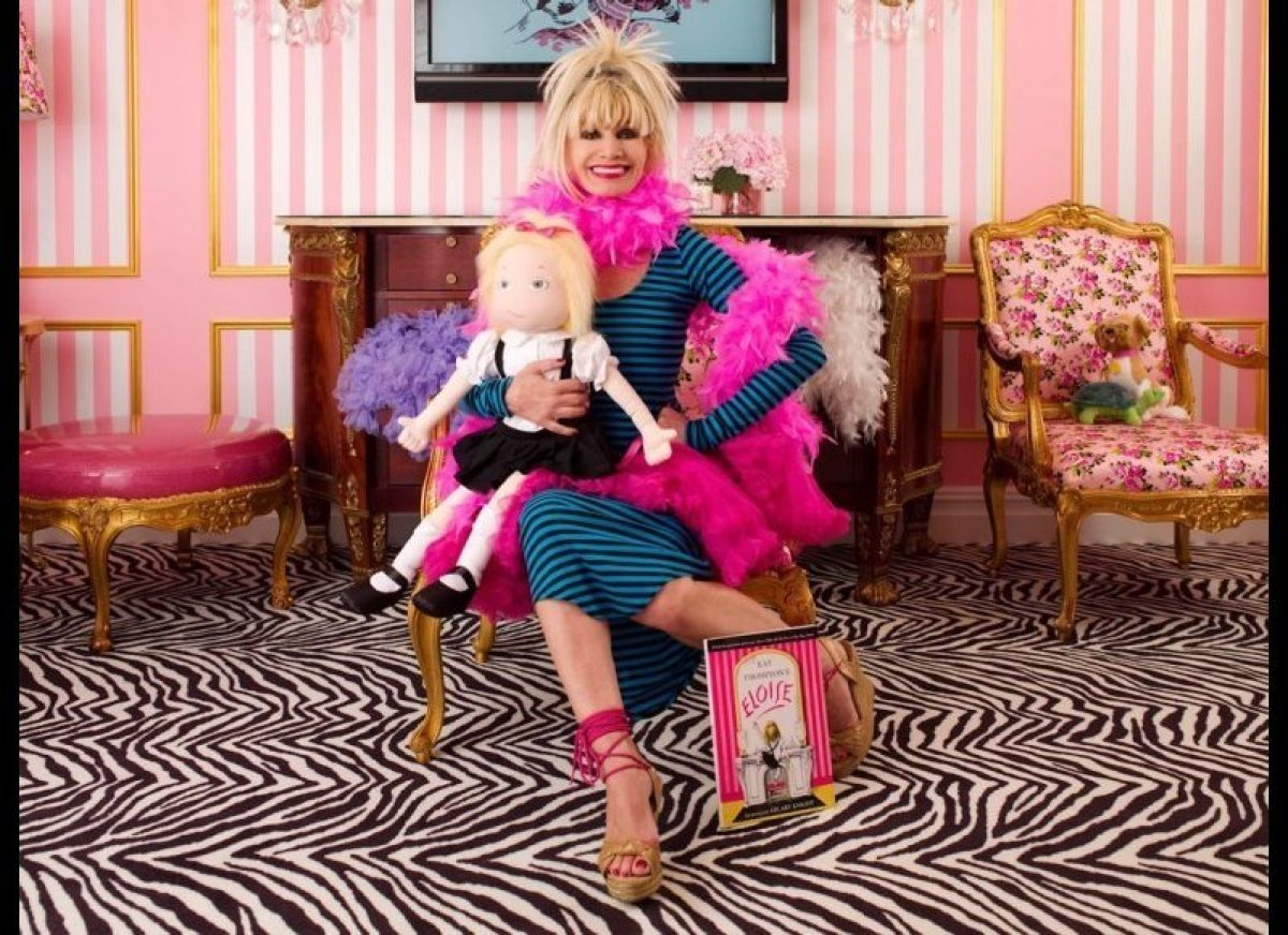 <strong>THE PLAZA'S ELOISE SUITE</strong>