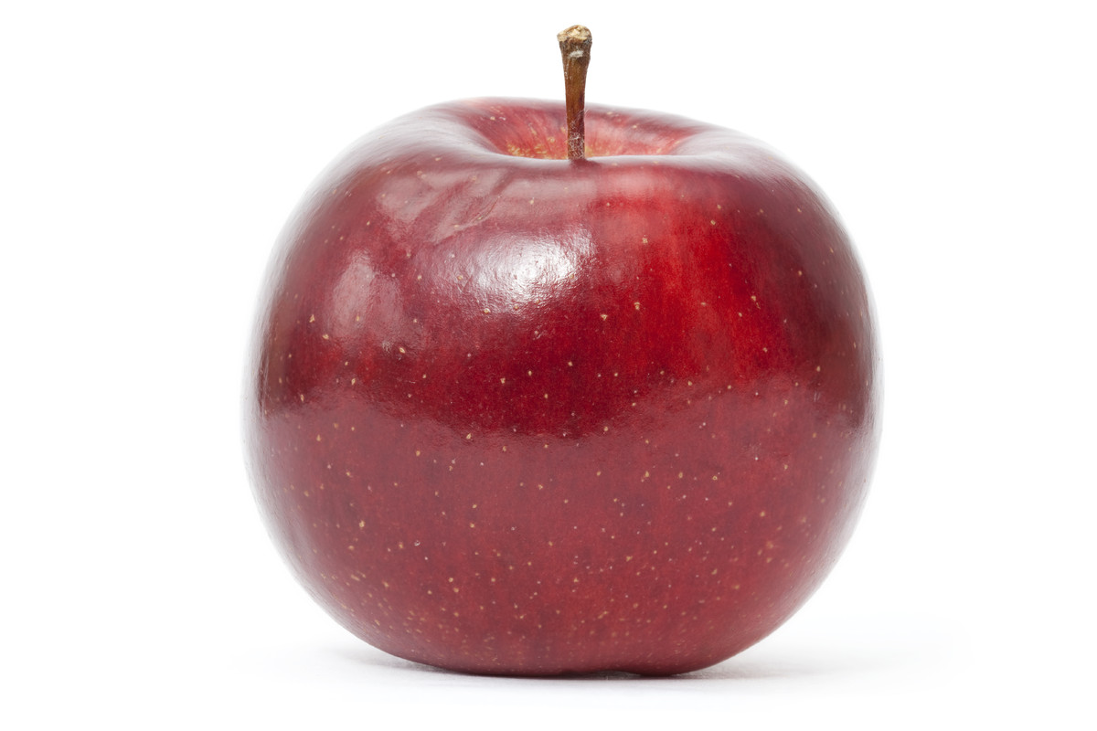 We're unsure of why anyone would choose this waxy and mealy apple when there are so many better fruits out there.