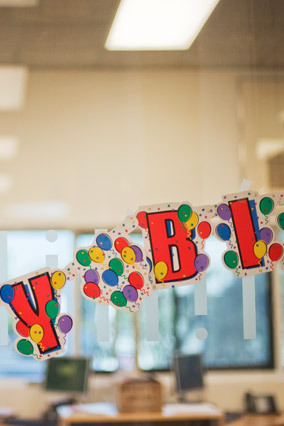 Whether you're planning a birthday surprise or a baby shower, a personalized twist on the classic party banner -- you know, t
