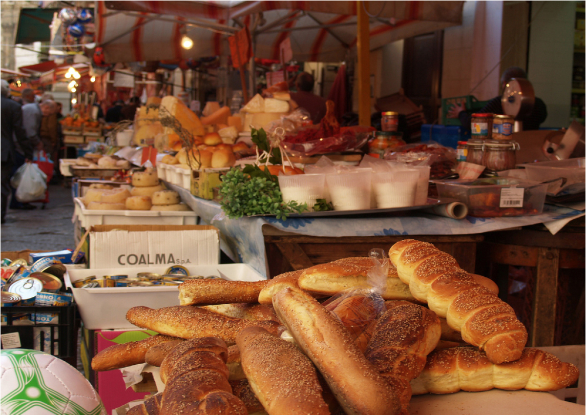 """<strong>See more of the <a href=""""http://www.foodandwine.com/slideshows/worlds-best-food-markets#!slide=11"""">World's Best Food"""