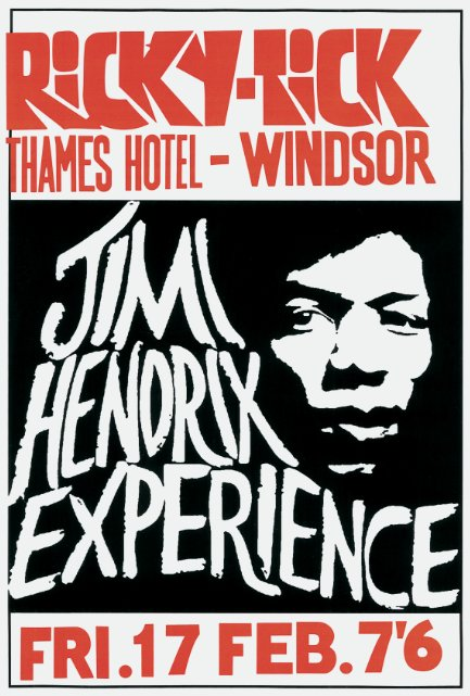 Ricky-Tick, Windsor, February 1967