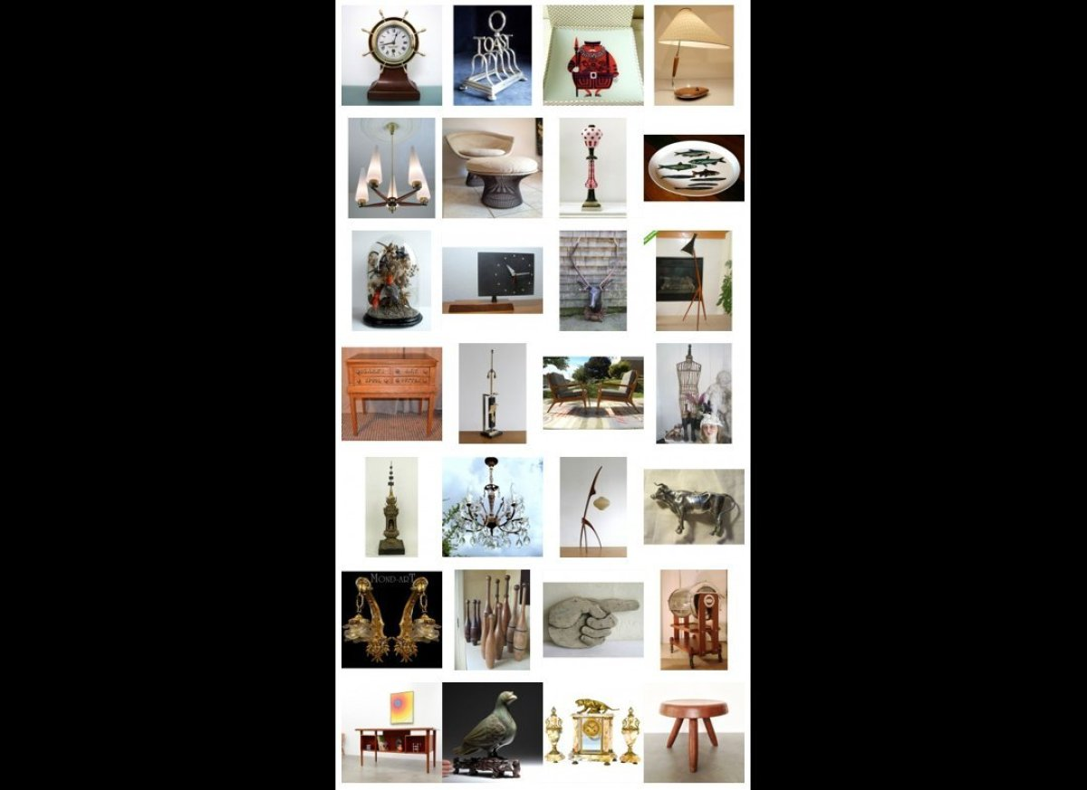 "More information on all this week's finds at <a href=""http://zuburbia.com/blog/2013/09/15/ebay-roundup-of-vintage-home-finds-"