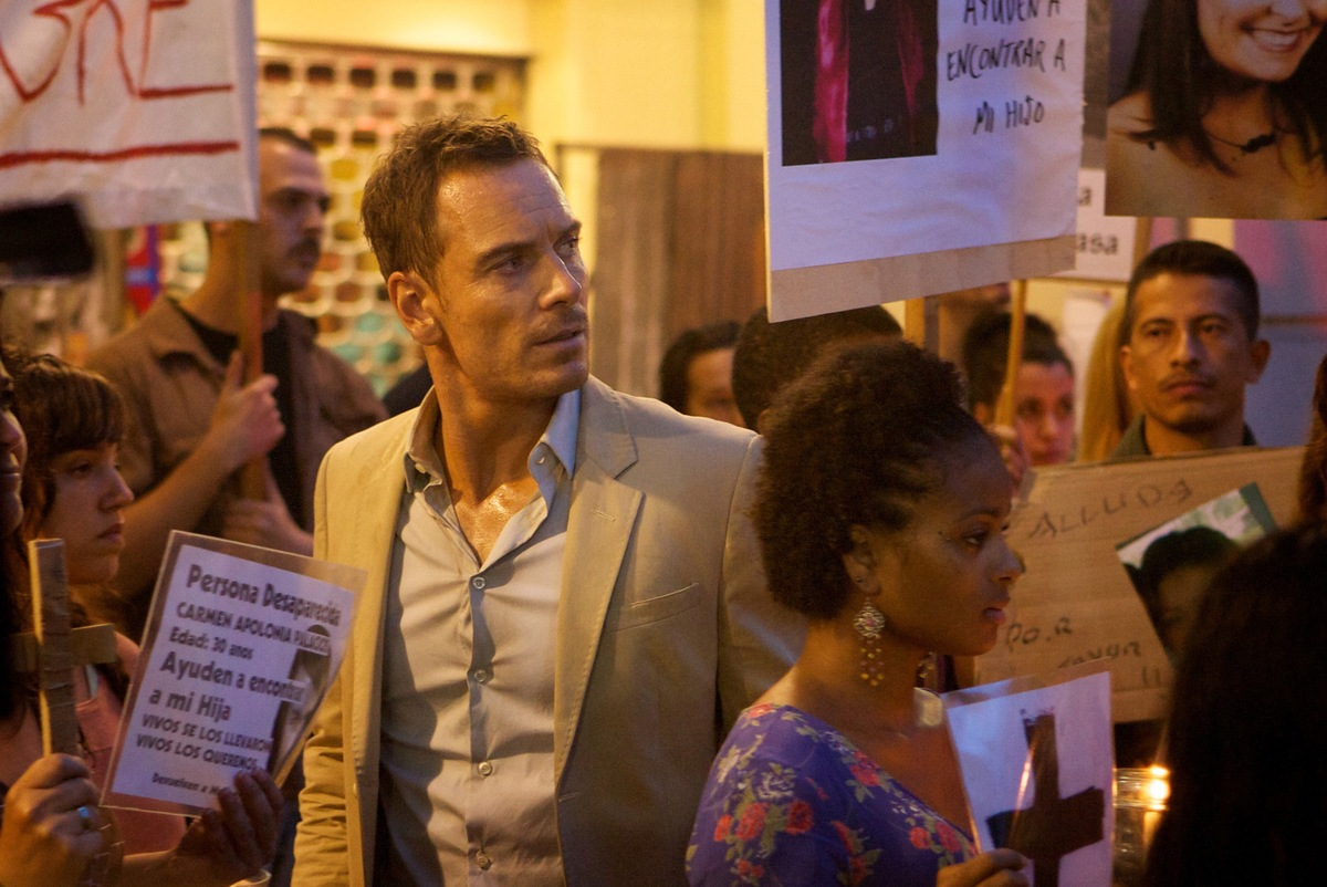 """<strong>Odds of a nod: 30-1</strong> Fassbender is assured of an Oscar nomination this year, it's just going to be for """"12 Ye"""